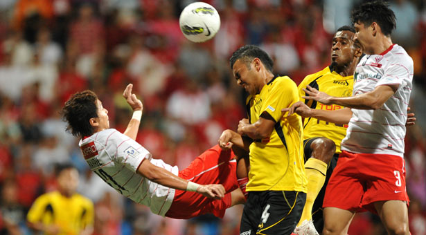 Football: LionsXII lose plot as Terengganu go top with 1-0 victory