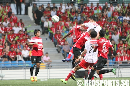 Lions' return to Malaysian Super League ends in 2-1 loss
