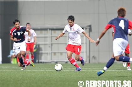 Football: LionsXII beat KL 2-1 for first MSL victory – Red Sports ...