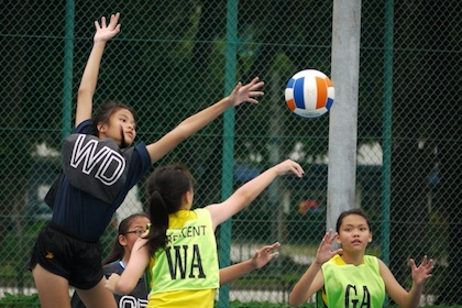 south zone c division netball