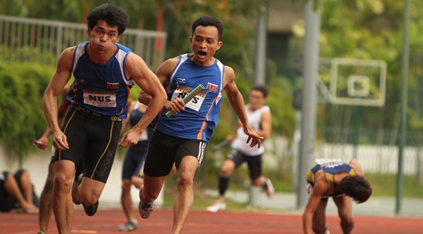 IVP Track and Field: NUS hold off NTU to retain overall title but surrender women's crown