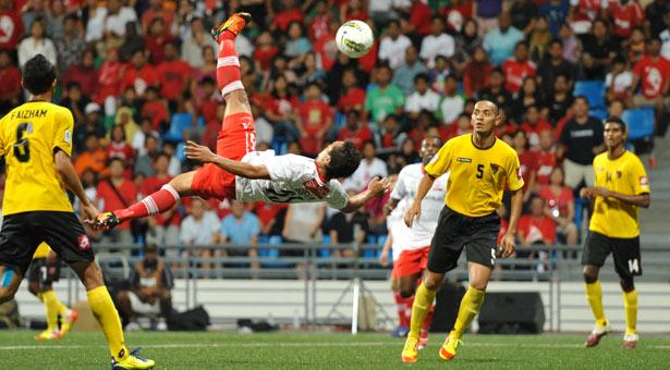 MSL: LionsXII beat Negeri Sembilan 3-1 in stylish victory