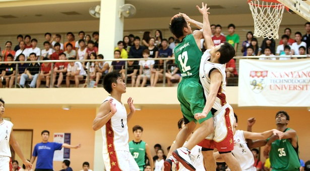 IVP Basketball: Republic Poly edge out NTU 65-63 to win championship