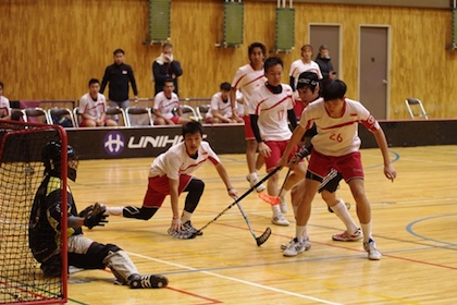 Image result for singapore floorball