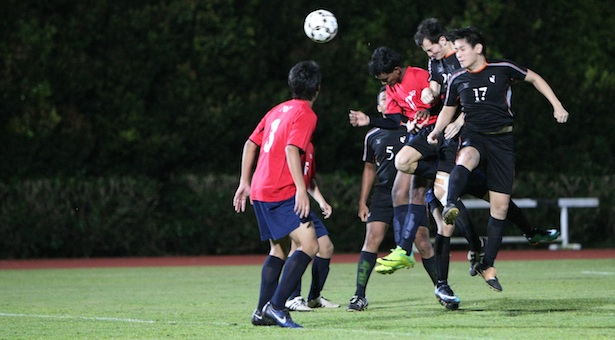 IVP Football: SMU beat NYP 2-0 but are out of semi-final hunt