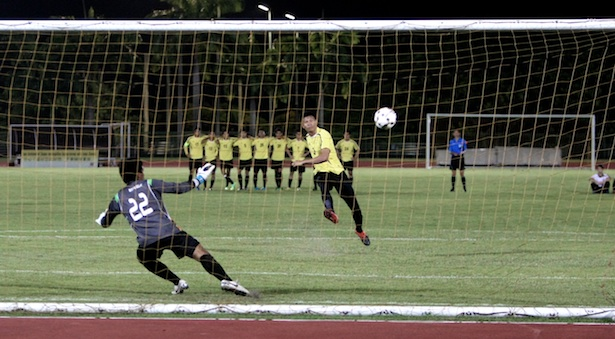 IVP Football: Temasek Poly defend title with 6-5 penalty shootout win over Republic Poly