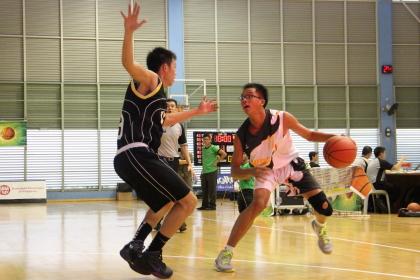 national b division basketball