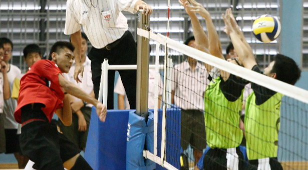 B Div Vball: Shuqun cruise to victory over Catholic High in semi-final