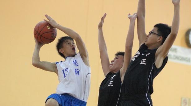 National B Div Bball: North Vista secure 59-32 win over Chung Cheng High (Main)