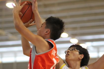 North zone b division basketball