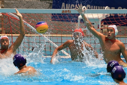 B Div Water Polo: ACS(I) beat HCI 12-3 to retain title