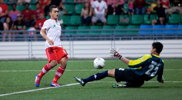 Malaysia FA Cup: LionsXII beat Betaria 2-0 to cruise into quarter-finals