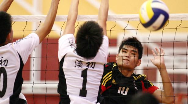 A Div Vball: Nanyang JC beat Temasek JC to top Group C