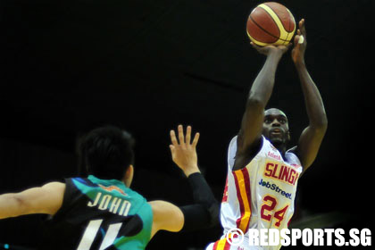 ABL 2012 - Slingers vs dragons