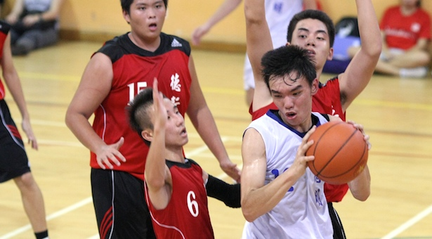 B Div Bball: Dunman brush aside North Vista 89-59 to set up final with Unity