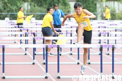 53rd national schools track and field championship