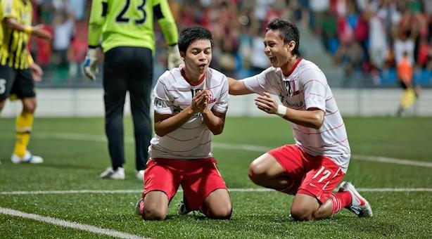 MSL: LionsXII score late winner to beat Perak 2-1 and remain unbeaten in 10 games