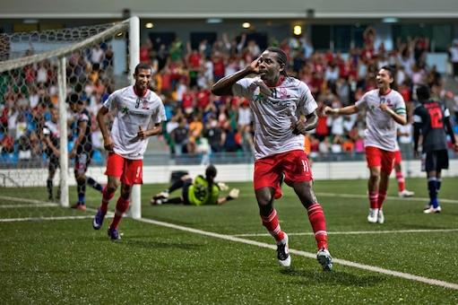 MSL: LionsXII thrash PKNS 5-0 to resume winning ways