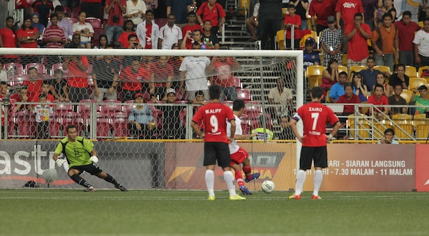 MSL: LionsXII see off T-Team 2-1 for 5th win in 6 games