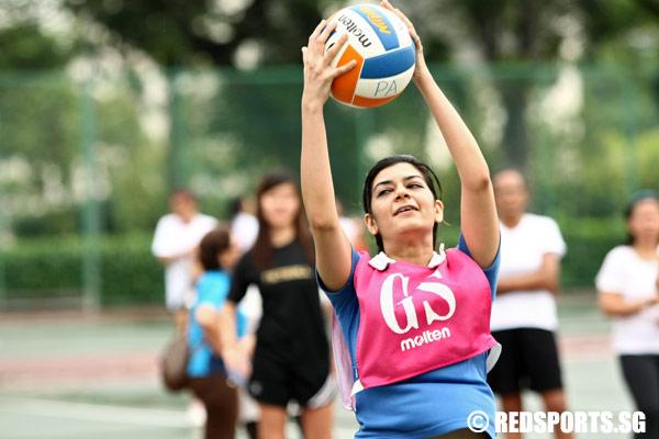 community-games-netball-moulmein-Shaista