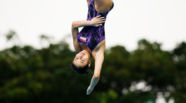 SEA Diving (Women's 3m Springboard): Fong Kay Yian and Myra Lee miss out podium finish