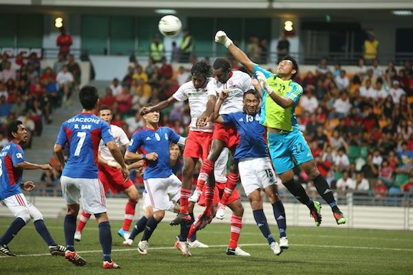 LionsXII vs Sabah MSL