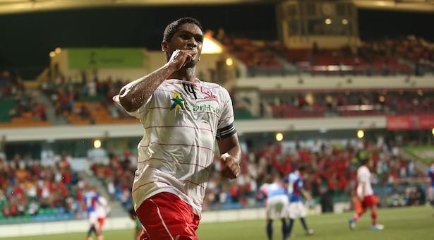 MSL: Hariss grabs hat-trick as LionsXII swamp Sabah 9-0