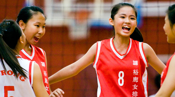 West Zone C Div Vball (Girls): Jurong knock Shuqun out after 2-0 win