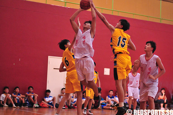 C division South zone basketball Semi-finals (3)