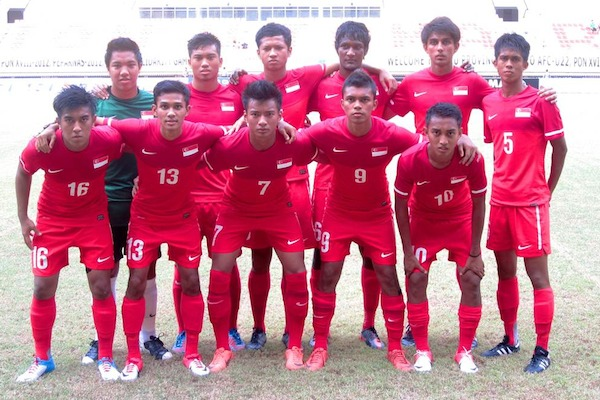 football qualifiers singapore