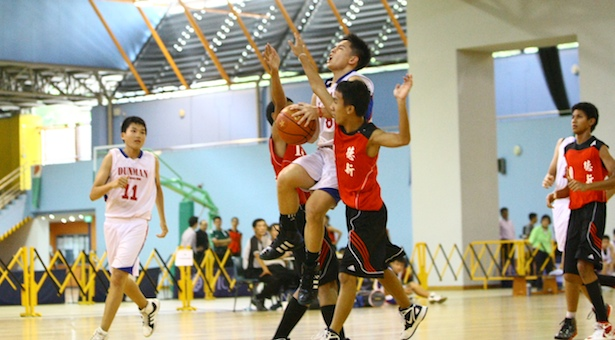 National C Div Bball: North Vista win 50-35 to close off Dunman High's Round 2 hopes