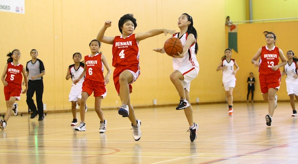 National C Div Bball: Dunman High avoid last-place finish with 42-33 win over Yishun Town