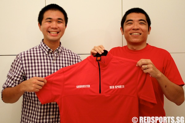 chong ng red sports
