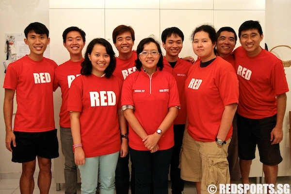 red crew group