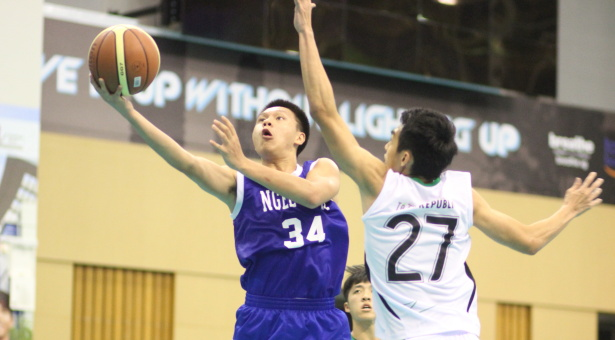POL-ITE Bball: Republic Poly win title after perfect 5-0 run