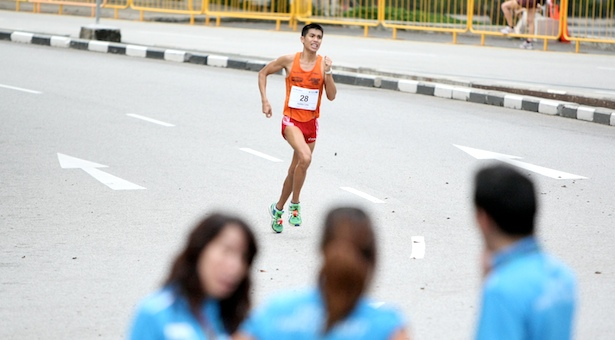 Marathon: Ashley Liew fastest Singaporean with 2:45:06 finish