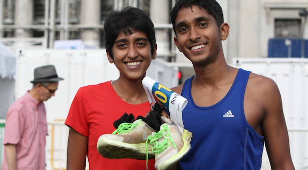 Marathon: Devathas finishes as 5th fastest Singaporean — in his sister's shoes
