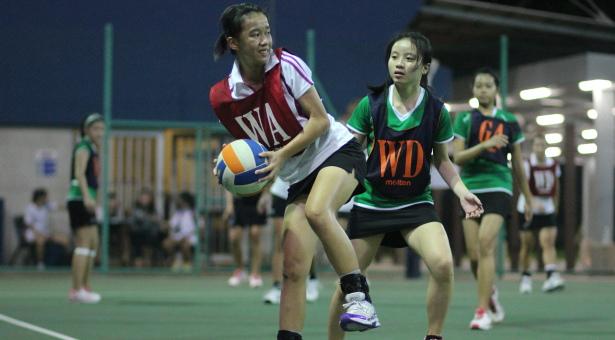 IVP Netball: NTU beat Republic Poly 65-38 to win group