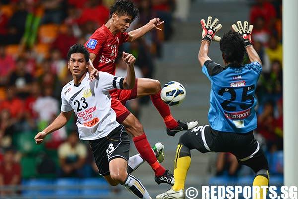 MSL 13 vs Terengganu