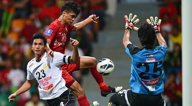 MSL: LionsXII come back to beat Terengganu 2-1