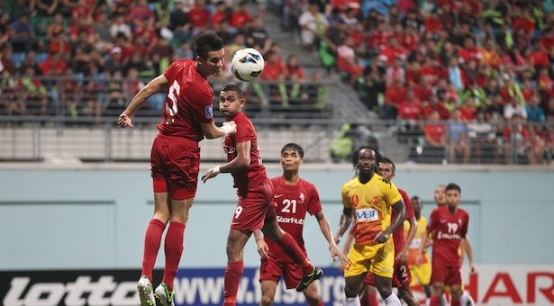 MSL: LionsXII beat Selangor 1-0 for 2nd win in a row