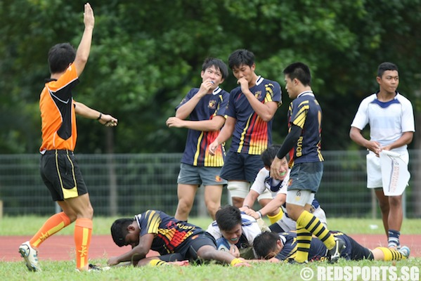 acsbr vs saints national b div rugby