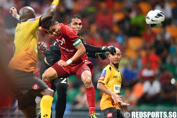 MSL13 vs Negeri Sembilian