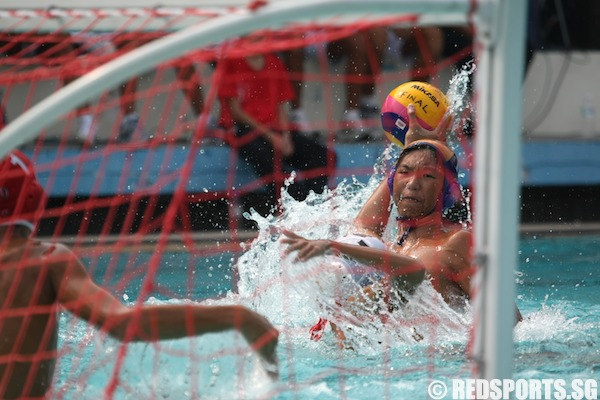 acsi vs acs barker national c division water polo final