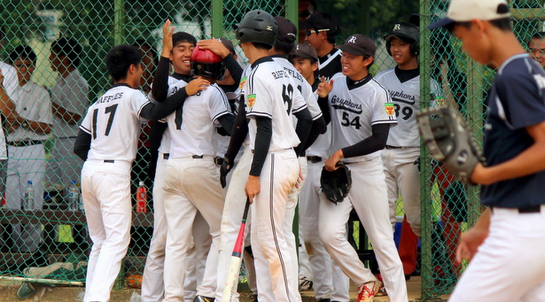 B Division Softball: Raffles Institution crowned champions after ...