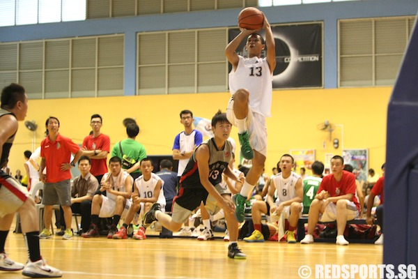 north vista vs presbyterian high north zone b div bball