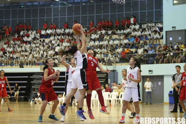 unity vs new town west zone b division basketball championship