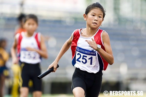 primary-school-track-and-field-relay