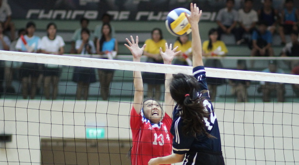 National B Div Vball (Girls): Dunman clinch gold with 3–0 win over Ngee Ann in final