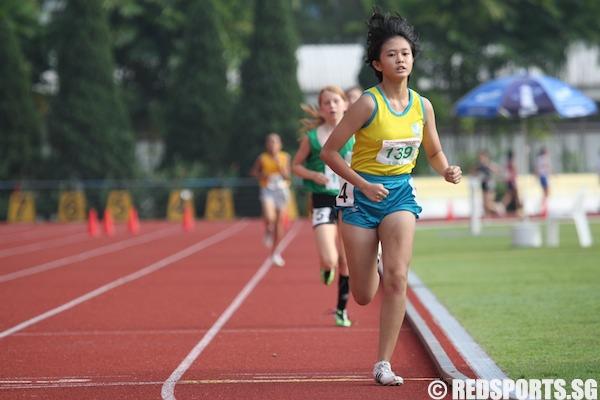 c div girls 3000m final
